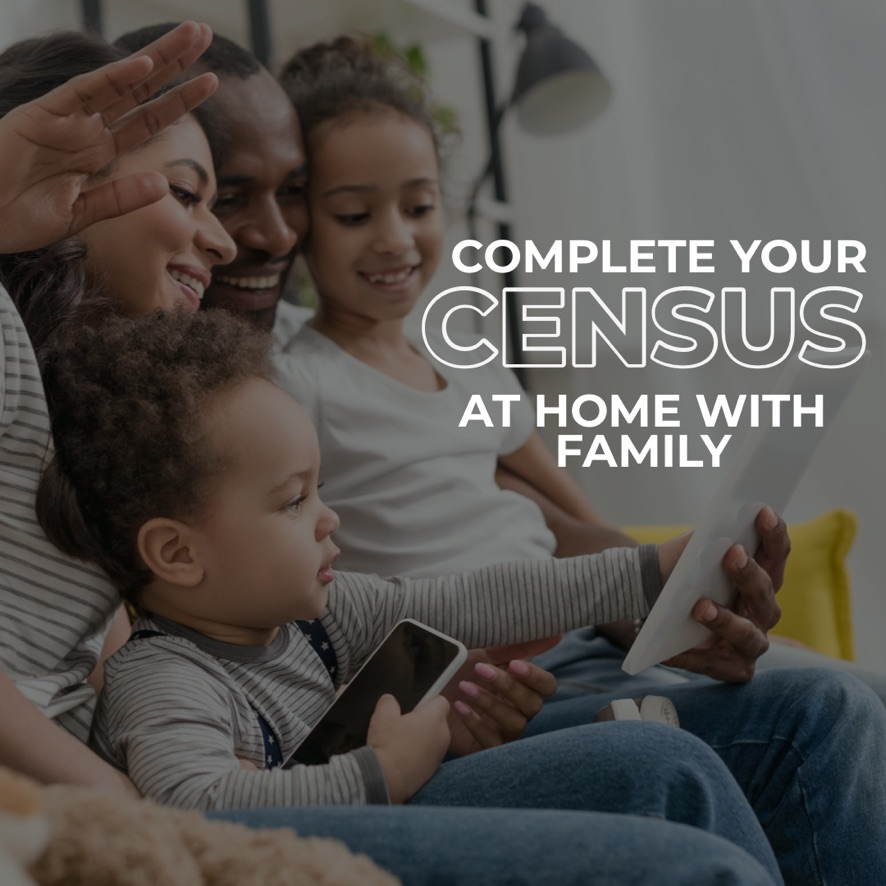 Complete Census with your Family