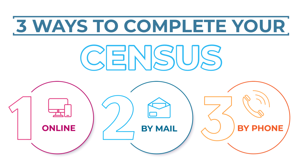 3 Easy Ways For Census 2020