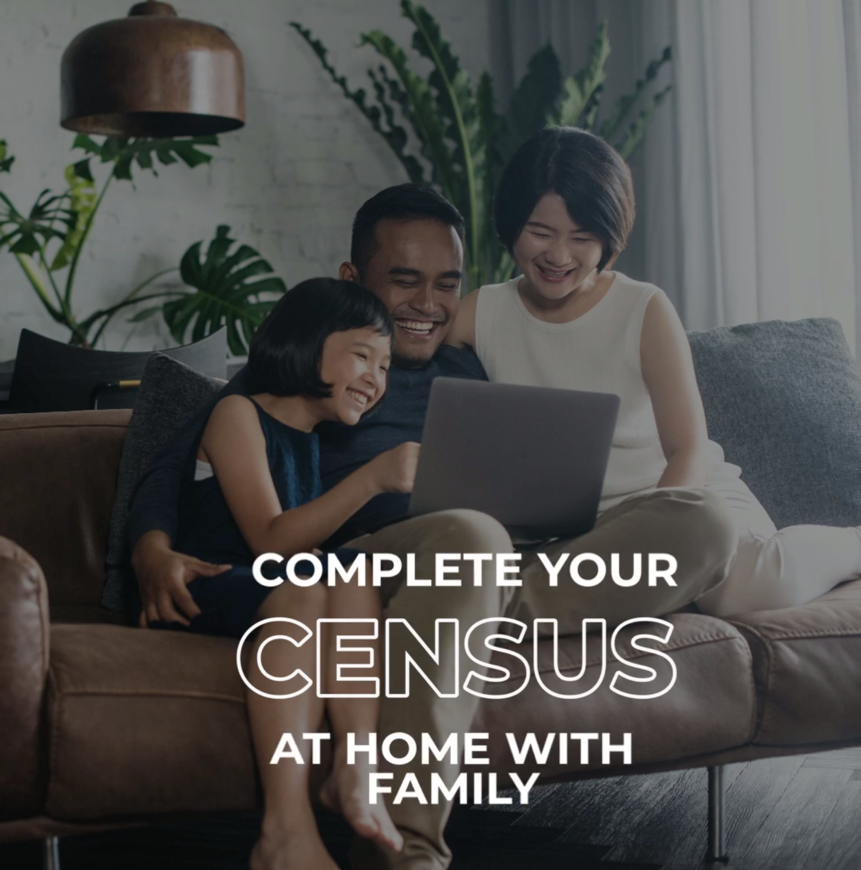 Census At Home